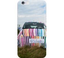 My knitted car iPhone Case/Skin