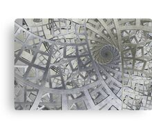 Structured Chaos I Canvas Print