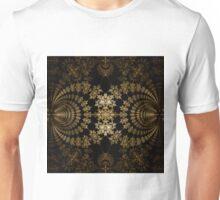 Golden Web Unisex T-Shirt