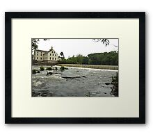 Far Side Framed Print