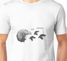 Rex Corvus - Raven King  Unisex T-Shirt