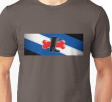 Bootblack Service Pup Unisex T-Shirt