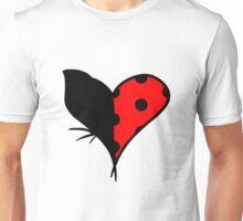 Lady du Coeur Unisex T-Shirt