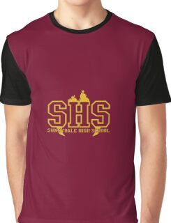 Sunnydale High School Graphic T-Shirt