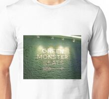 To the Green Monster Unisex T-Shirt