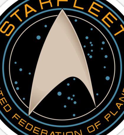 Starfleet logo - Star trek Beyond Sticker