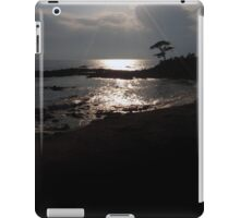 Sunshine on Tateishi Beach iPad Case/Skin