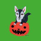 Halloween wolverine by Olluga