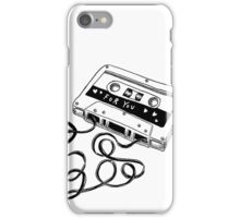 mix tape | vintage iPhone Case/Skin