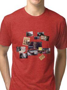 Sherlock Holmes - Moriarty Tri-blend T-Shirt