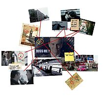 Sherlock Holmes - Moriarty Photographic Print