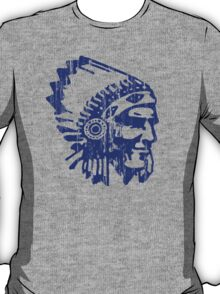 Blue Indian T-Shirt