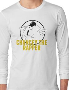 Chancey the rapper Long Sleeve T-Shirt