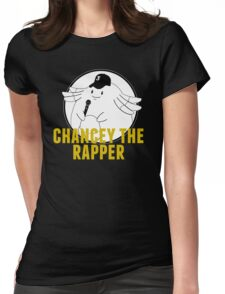 Chancey the rapper Womens Fitted T-Shirt