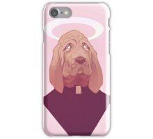 dog god oliver iPhone Case/Skin