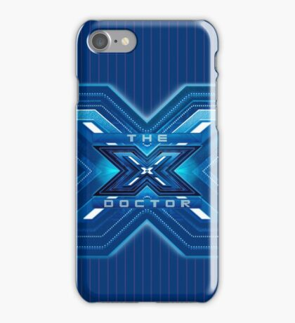 The X Doctor iPhone Case/Skin