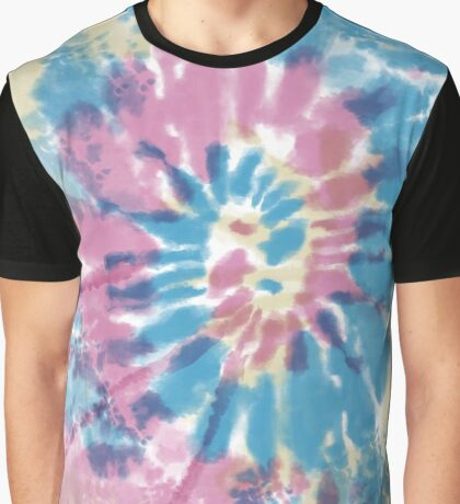 Spiral Surf Graphic T-Shirt