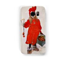 Little Britta as Iduna Samsung Galaxy Case/Skin