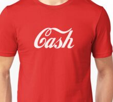 Jack White - Cash Unisex T-Shirt