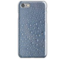 water drops | texture iPhone Case/Skin