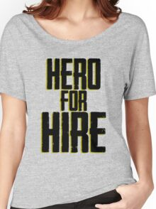 Hero For Hire - Luke Cage Women's Relaxed Fit T-Shirt