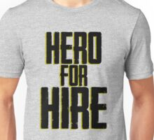 Hero For Hire - Luke Cage Unisex T-Shirt