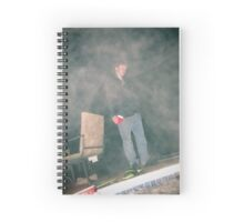 """""""Hot Tub Chronicles"""" Spiral Notebook"""