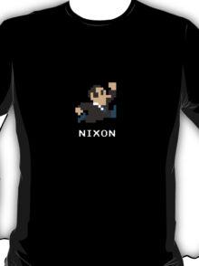 Richard Nixon in 8-Bits T-Shirt