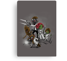 Guardians of the Stars Canvas Print