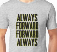 Always Forward Forward Always - Luke cage Unisex T-Shirt