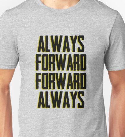 Always Forward Forward Always - Luke cage Unisex T-Shirt