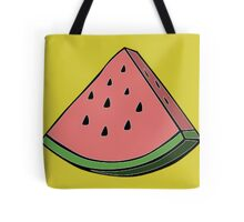 Pop Art Watermelon Tote Bag