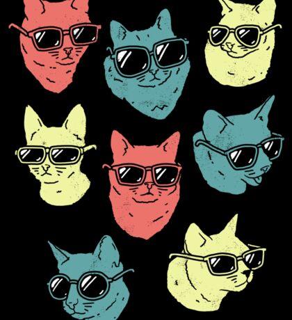 Cat Shirt Sticker