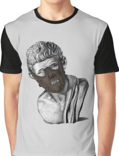 Hannibal Lecter - Statue Graphic T-Shirt