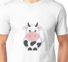 Cute Cow Pattern Unisex T-Shirt
