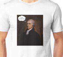 Hamilton Yay Hamlet Unisex T-Shirt