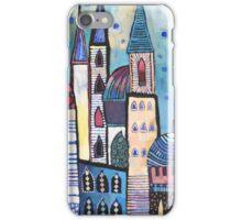 Eastern City iPhone Case/Skin