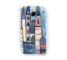 Eastern City Samsung Galaxy Case/Skin