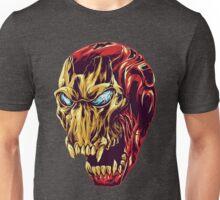 Iron Skull Unisex T-Shirt