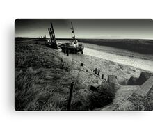 Thornham,Norfolk   Metal Print