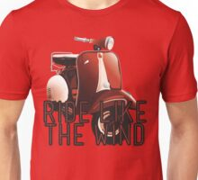 Ride Like the Wind Unisex T-Shirt