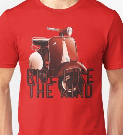 Ride Like the Wind Unisex T-Shirt