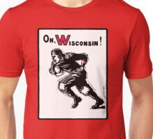 On, Wisconsin Unisex T-Shirt