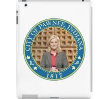 Parks and Rec Pawnee Seal iPad Case/Skin