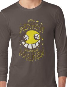 Perfect Day for Mayhem Long Sleeve T-Shirt