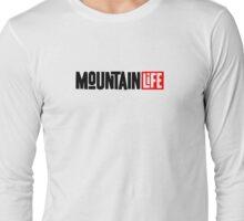 Mountain Life Long Sleeve T-Shirt
