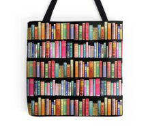 Antique Book Library for Bibliophile Tote Bag