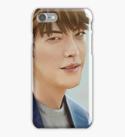 Kim Woo Bin  iPhone Case/Skin