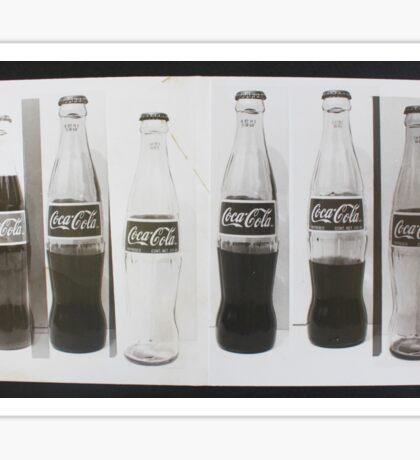 measure me in cola Sticker