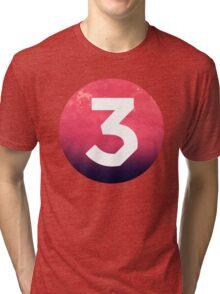 Chance The Rapper Tri-blend T-Shirt